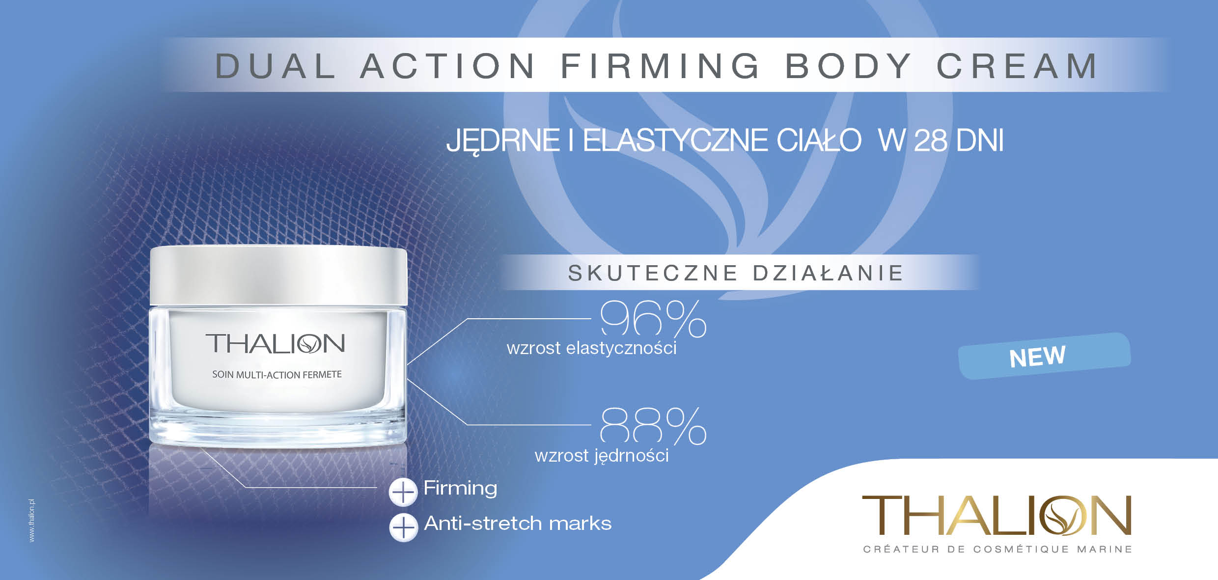 DUAL ACTION FIRMING BODY CREAM